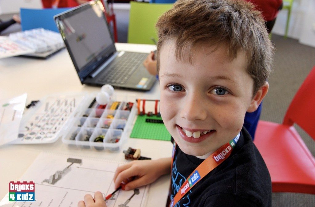 HO HO LEGO®!  We're already through the first week of School Holiday Workshops!