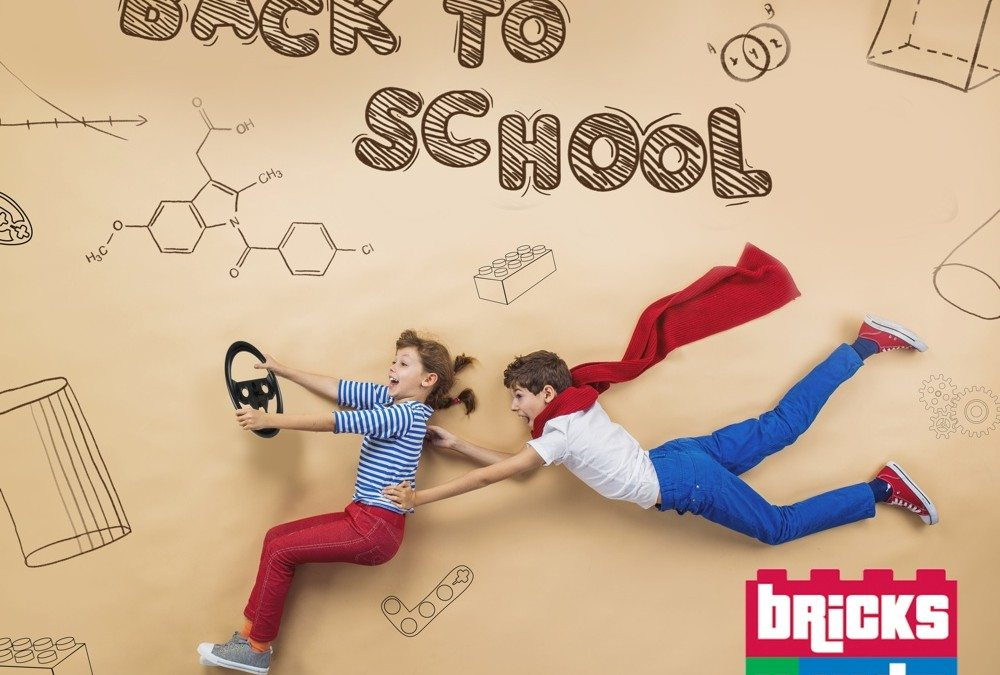 Best of Luck to all the Kids Going Back to School this Week!