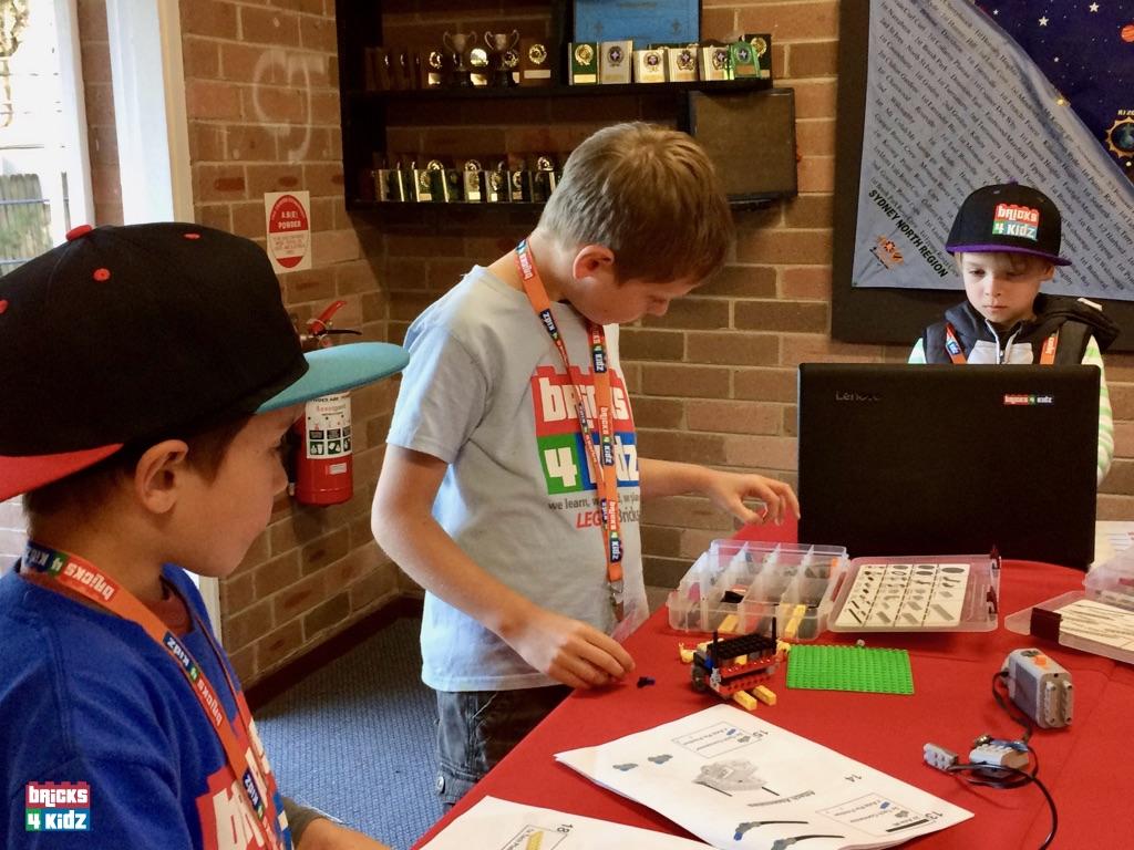 31 BRICKS 4 KIDZ North Shore Sydney | Crows Nest, Mosman, North Sydney, Willoughby | LEGO Robotics Coding Fun | School Holiday Activities Workshops Programs