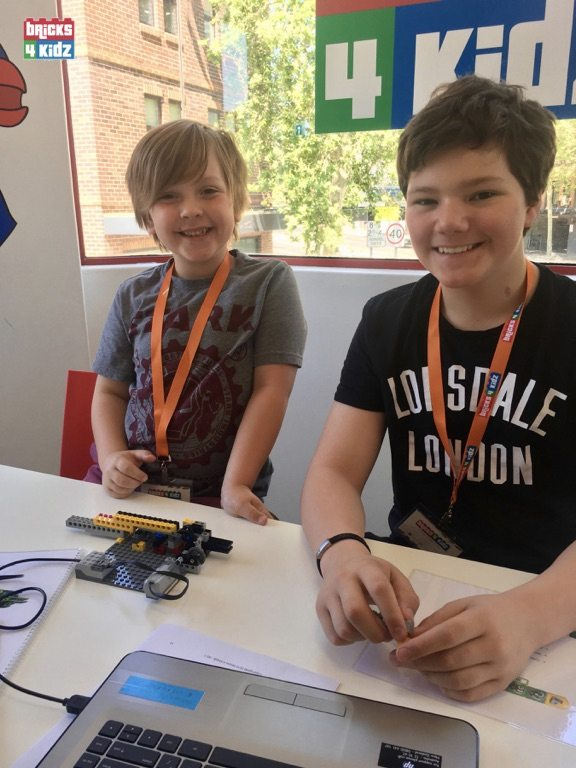 29 BRICKS 4 KIDZ North Shore Sydney | Crows Nest, Mosman, North Sydney, Willoughby, Gordon, St Ives | LEGO Robotics Coding Fun STEM | School Holiday Activities Workshops Programs