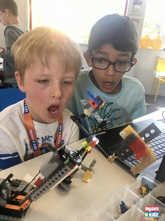 6 BRICKS 4 KIDZ North Shore Sydney | Crows Nest, Mosman, North Sydney, Willoughby, Gordon, St Ives | LEGO Robotics Coding Fun STEM | School Holiday Activities Workshops Programs