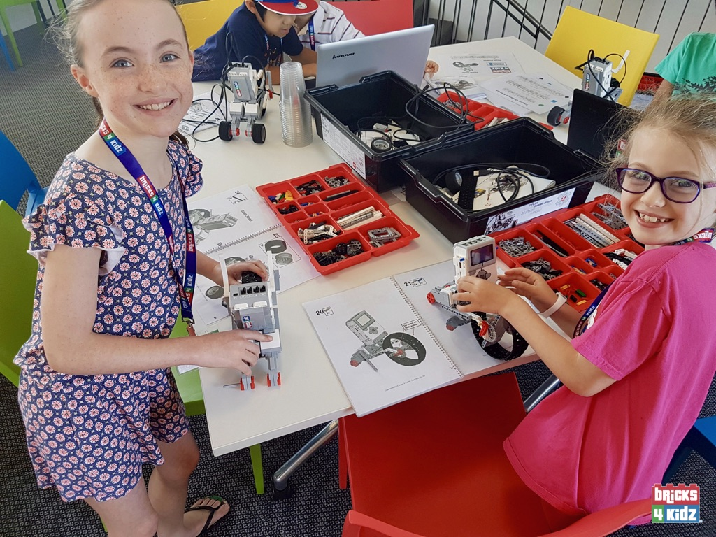 2 BRICKS 4 KIDZ Sydney - Crows Nest, Mosman, North Sydney, Willoughby, Gordon, St Ives - LEGO Robotics Coding Fun STEM - Summer School Holiday Activities Workshops Programs