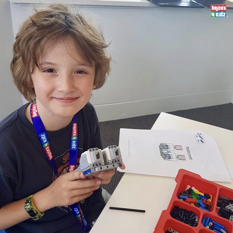 5 BRICKS 4 KIDZ Sydney - Crows Nest, Mosman, North Sydney, Willoughby, Gordon, St Ives - LEGO Robotics Coding Fun STEM - Summer School Holiday Activities Workshops Programs
