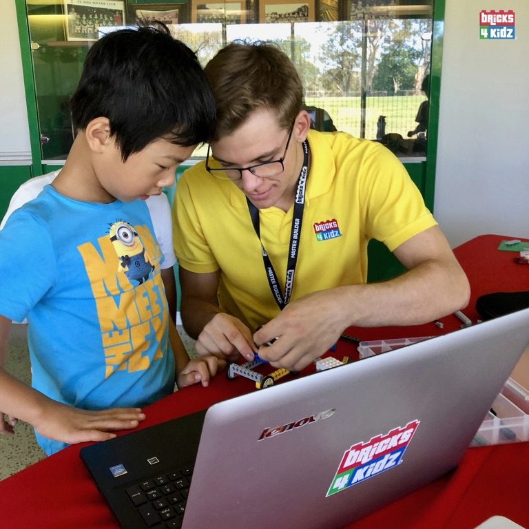 17 BRICKS 4 KIDZ North Shore - Crows Nest, Mosman, North Sydney, Willoughby, Gordon, St Ives - LEGO Robotics Coding Fun STEM Summer School Holiday Activities Workshops Programs