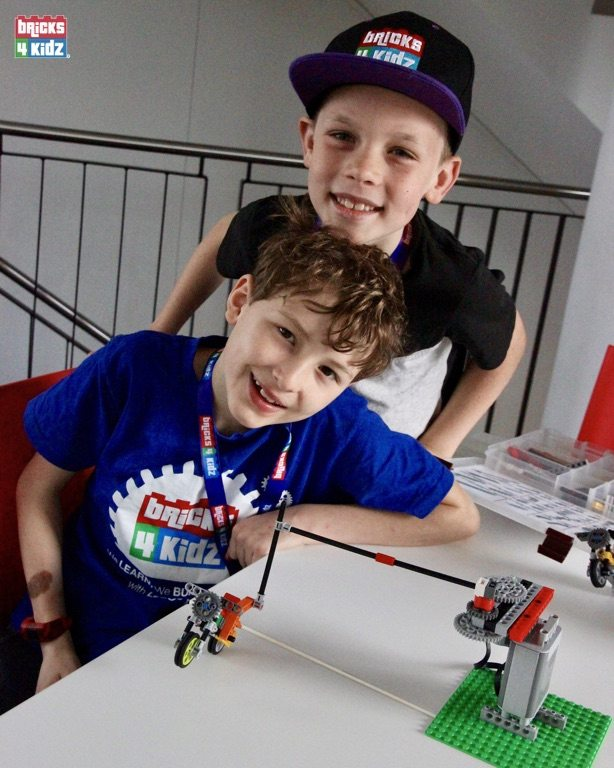 23 BRICKS 4 KIDZ North Shore Sydney | Crows Nest, Mosman, North Sydney, Willoughby, Gordon, St Ives | LEGO Robotics Coding Fun STEM | Summer School Holiday Activities Workshops Programs