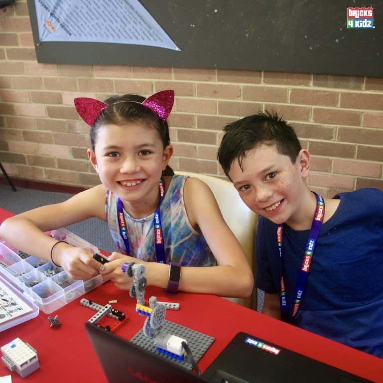 25 BRICKS 4 KIDZ North Shore Sydney | Crows Nest, Mosman, North Sydney, Willoughby, Gordon, St Ives | LEGO Robotics Coding Fun STEM | Summer School Holiday Activities Workshops Programs