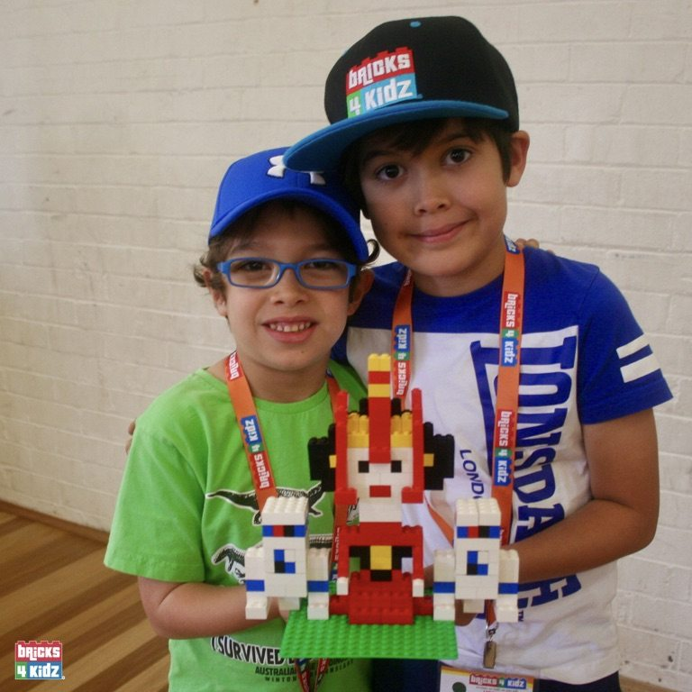 5 BRICKS 4 KIDZ North Shore - Crows Nest, Mosman, North Sydney, Willoughby, Gordon, St Ives - LEGO Robotics Coding Fun STEM Summer School Holiday Activities Workshops Programs