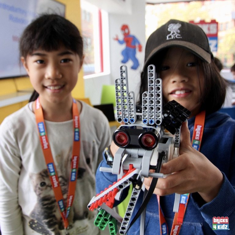 4 BRICKS 4 KIDZ Sydney North Shore | School Holidays Programs April | Coding Robotics STEM LEGO Fun Kids
