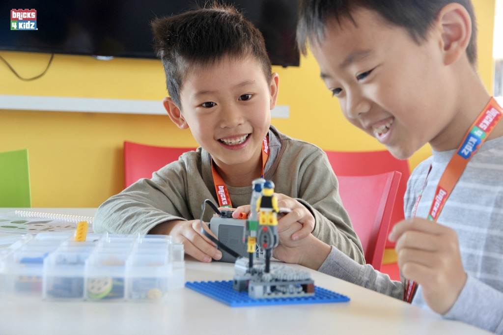5 BRICKS 4 KIDZ Sydney North Shore | School Holidays Programs April | Coding Robotics STEM LEGO Fun Kids