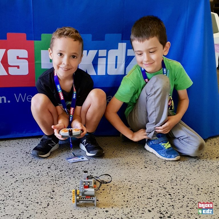 6 BRICKS 4 KIDZ Sydney North Shore | School Holidays Programs April | Coding Robotics STEM LEGO Fun Kids