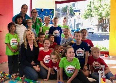 2 BRICKS 4 KIDZ Sydney - TODAY Show on Channel 9 - LEGO Kids Robotics Birthday Parties School Holiday Activities