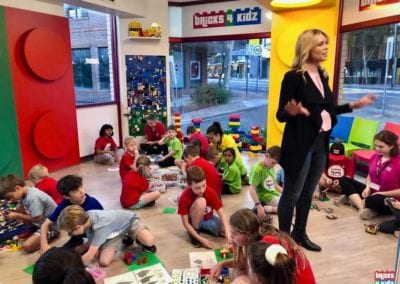 4 BRICKS 4 KIDZ Sydney - TODAY Show on Channel 9 - LEGO Kids Robotics Birthday Parties School Holiday Activities