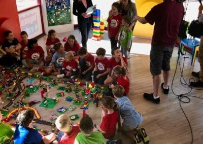 6 BRICKS 4 KIDZ Sydney - TODAY Show on Channel 9 - LEGO Kids Robotics Birthday Parties School Holiday Activities