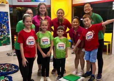 9 BRICKS 4 KIDZ Sydney - TODAY Show on Channel 9 - LEGO Kids Robotics Birthday Parties School Holiday Activities