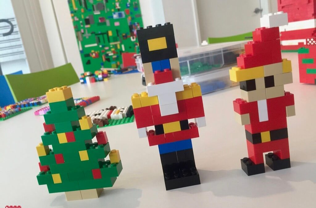 Thanks to all the CREATIVE KIDS who joined us this week for our Holiday Workshops! 😀 🎄 🚀