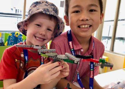 13 BRICKS 4 KIDZ Sydney Summer School Holiday Activities   LEGO Coding Robotics STEM Fun Creative Kids Rebate