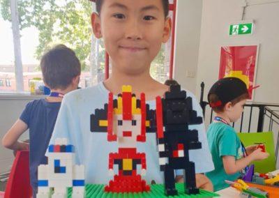 14 BRICKS 4 KIDZ Sydney Summer School Holiday Activities   LEGO Coding Robotics STEM Fun Creative Kids Rebate