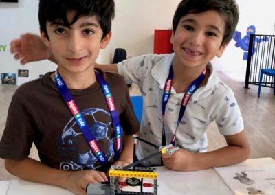 18 BRICKS 4 KIDZ Sydney Summer School Holiday Activities   LEGO Coding Robotics STEM Fun Creative Kids Rebate