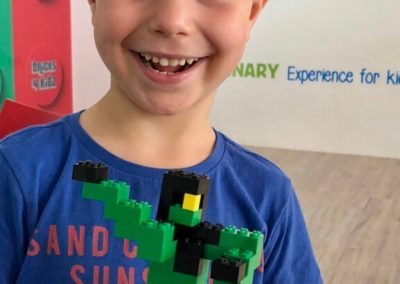 20 BRICKS 4 KIDZ Sydney Summer School Holiday Activities   LEGO Coding Robotics STEM Fun Creative Kids Rebate