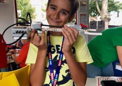 9 BRICKS 4 KIDZ Sydney Summer School Holiday Activities   LEGO Coding Robotics STEM Fun Creative Kids Rebate