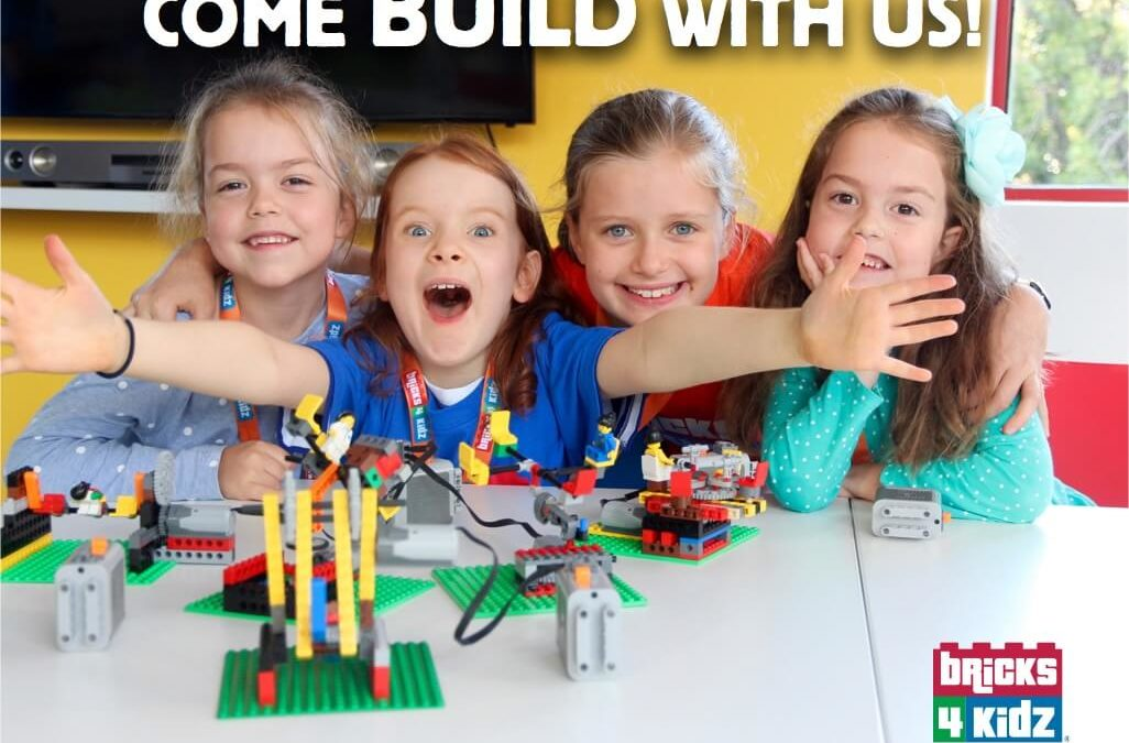 LEGO will be the HOT KIDS PARTY IDEA for 2019!