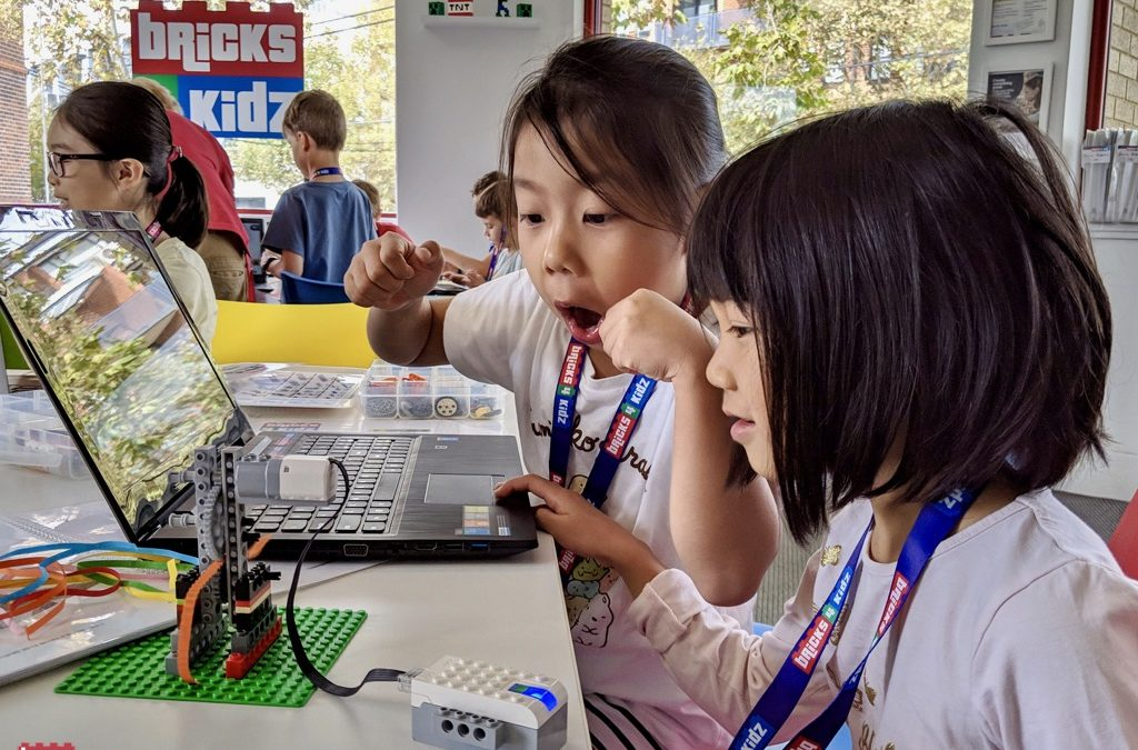 We Had Future LEGO Masters in our School Holiday Workshops This Week!