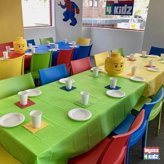 1 Eco-friendly Option for Kids Party Venue | BRICKS 4 KIDZ | LEGO Party Sydney