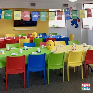 2 Eco-friendly Option for Kids Party Venue | BRICKS 4 KIDZ | LEGO Party Sydney