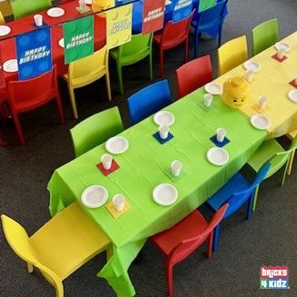 3 Eco-friendly Option for Kids Party Venue | BRICKS 4 KIDZ | LEGO Party Sydney