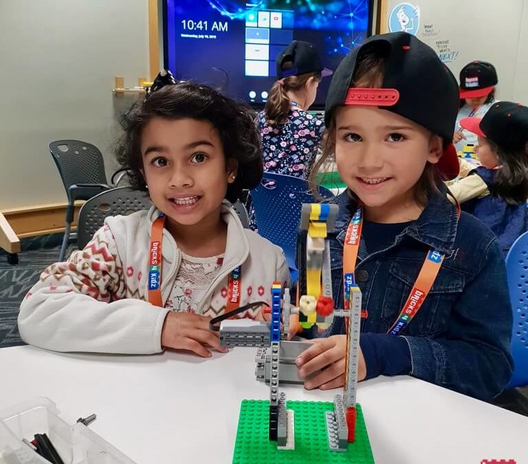 LEGO, STEM and Robotics Workplace Holiday Programs at Capgemini, Foxtel and Dimension Data