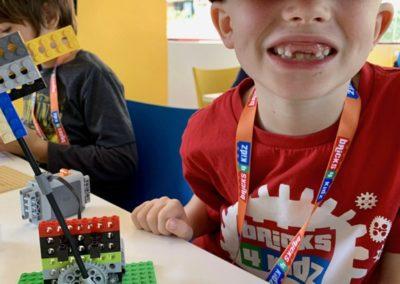 1 BRICKS 4 KIDZ Sydney - School Holiday Workshops Programs LEGO Robotics Coding - Kids Fun Camp