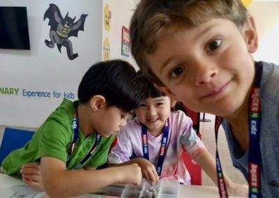 1 BRICKS 4 KIDZ Sydney - Summer Holiday Workshops Programs LEGO Robotics Coding - Kids Fun Camp Creative Kids Rebate