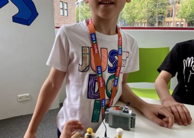 14 BRICKS 4 KIDZ Sydney - Summer Holiday Workshops Programs LEGO Robotics Coding - Kids Fun Camp Creative Kids Rebate