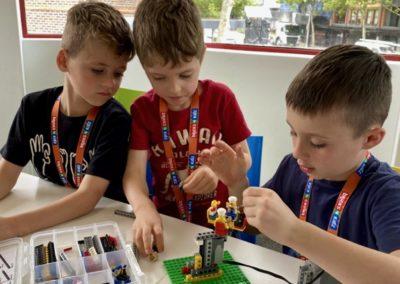 15 BRICKS 4 KIDZ Sydney - Summer Holiday Workshops Programs LEGO Robotics Coding - Kids Fun Camp Creative Kids Rebate