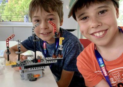 16 BRICKS 4 KIDZ Sydney - Summer Holiday Workshops Programs LEGO Robotics Coding - Kids Fun Camp Creative Kids Rebate