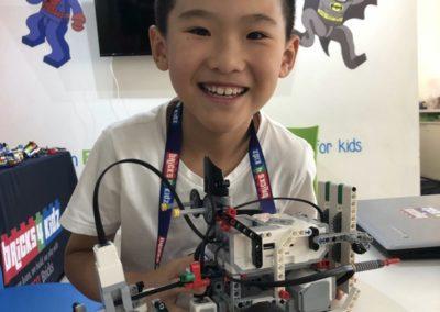 3 BRICKS 4 KIDZ Sydney - Summer Holiday Workshops Programs LEGO Robotics Coding - Kids Fun Camp Creative Kids Rebate