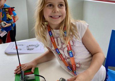 7 BRICKS 4 KIDZ Sydney - Summer Holiday Workshops Programs LEGO Robotics Coding - Kids Fun Camp Creative Kids Rebate
