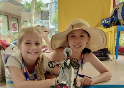 8 BRICKS 4 KIDZ Sydney - Summer Holiday Workshops Programs LEGO Robotics Coding - Kids Fun Camp Creative Kids Rebate
