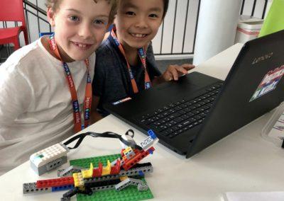9 BRICKS 4 KIDZ Sydney - Summer Holiday Workshops Programs LEGO Robotics Coding - Kids Fun Camp Creative Kids Rebate