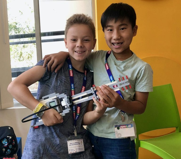 Winter is right around the corner and so are our JULY School Holiday Workshops with LEGO and Robotics!