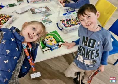 10 BRICKS 4 KIDZ Sydney - July Holiday Workshops Programs LEGO Robotics Coding - Kids Fun Camp Creative Kids Rebate