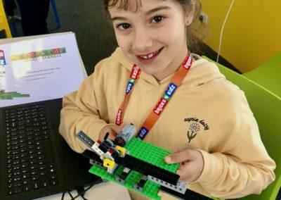 14 BRICKS 4 KIDZ Sydney - July Holiday Workshops Programs LEGO Robotics Coding - Kids Fun Camp Creative Kids Rebate