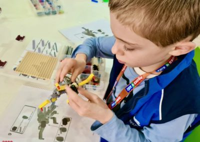 4 BRICKS 4 KIDZ Sydney - July Holiday Workshops Programs LEGO Robotics Coding - Kids Fun Camp Creative Kids Rebate