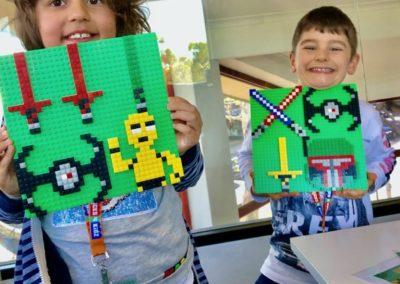 6 BRICKS 4 KIDZ Sydney - July Holiday Workshops Programs LEGO Robotics Coding - Kids Fun Camp Creative Kids Rebate