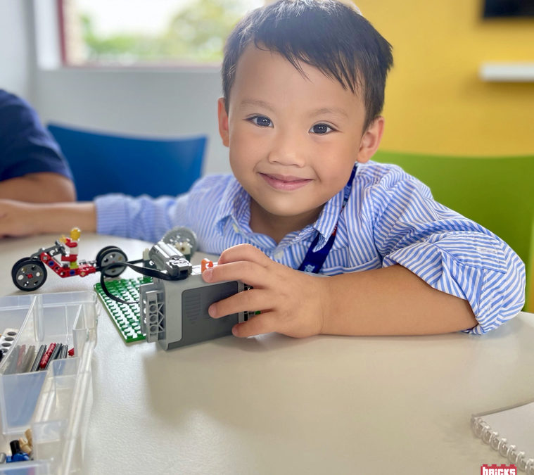 School is back and so are our After School Workshops with LEGO® and Robotics!