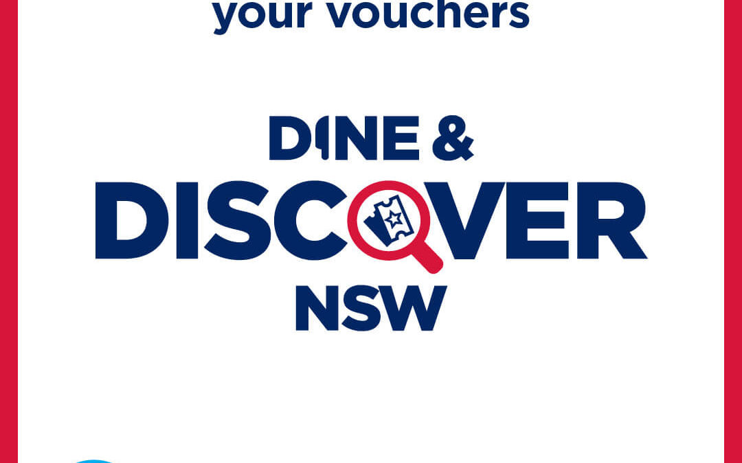 Discover our BRICKTACULAR fun and SAVE with your Dine & Discover NSW Vouchers!