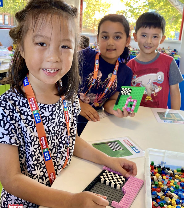 There's only ONE week until our July School Holiday Workshops with LEGO® begin!
