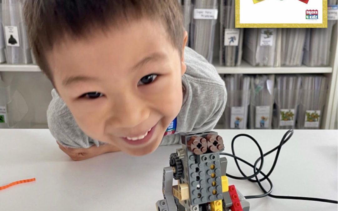 The start of a new term means that we have more EPIC builds for your budding LEGO Master!
