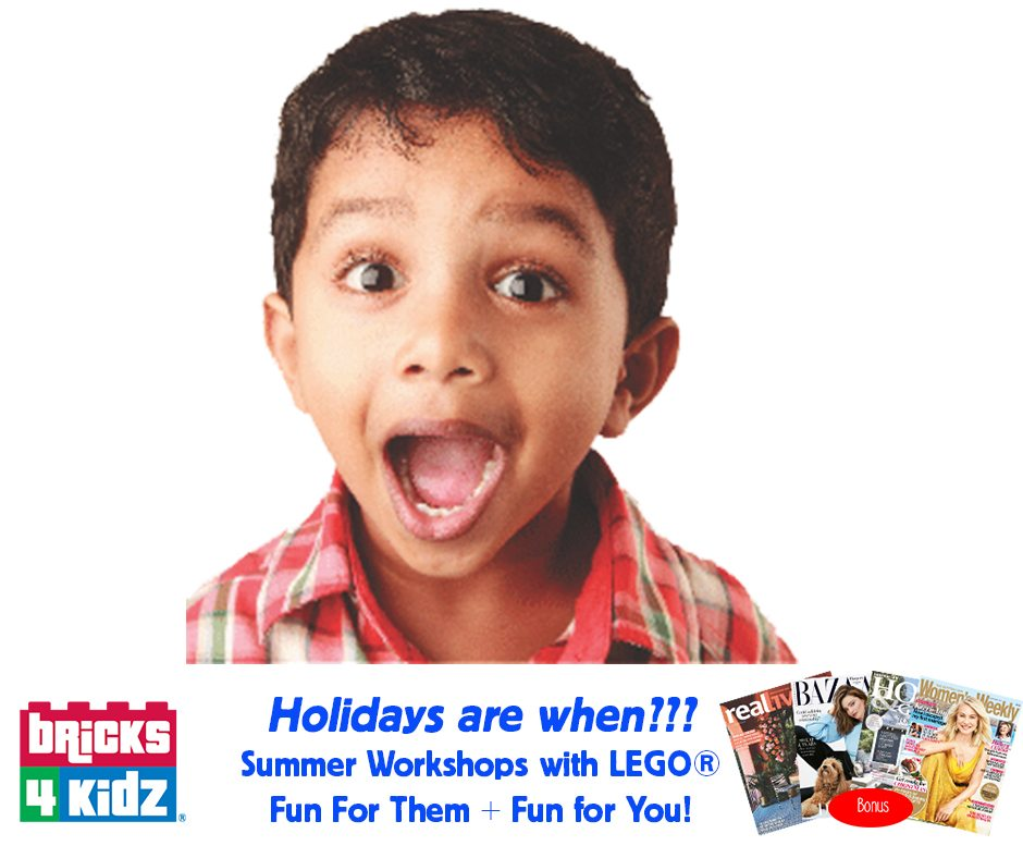 Join a School Holiday Workshop