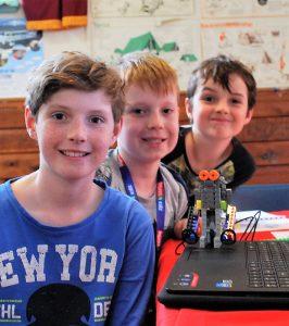 BRICKS4KIDZ JR ROBOTICS WORKSHOPS